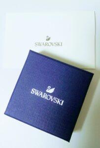 スワロフスキーの箱